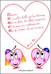 Fête Des Mères Poeme Humoristique Fete Des Meres Poèmes Humour