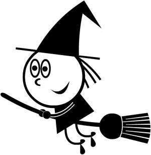 dessins de sorcières