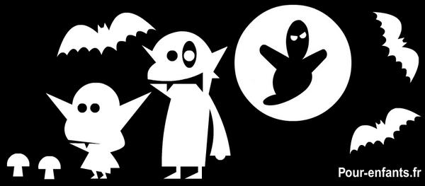 Theatre Halloween enfants