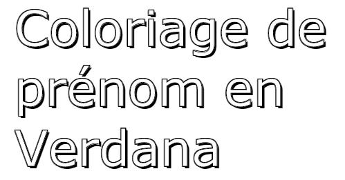 Bien-aimé Exemples de textes à imprimer coloriage de prénoms enfants  UE76