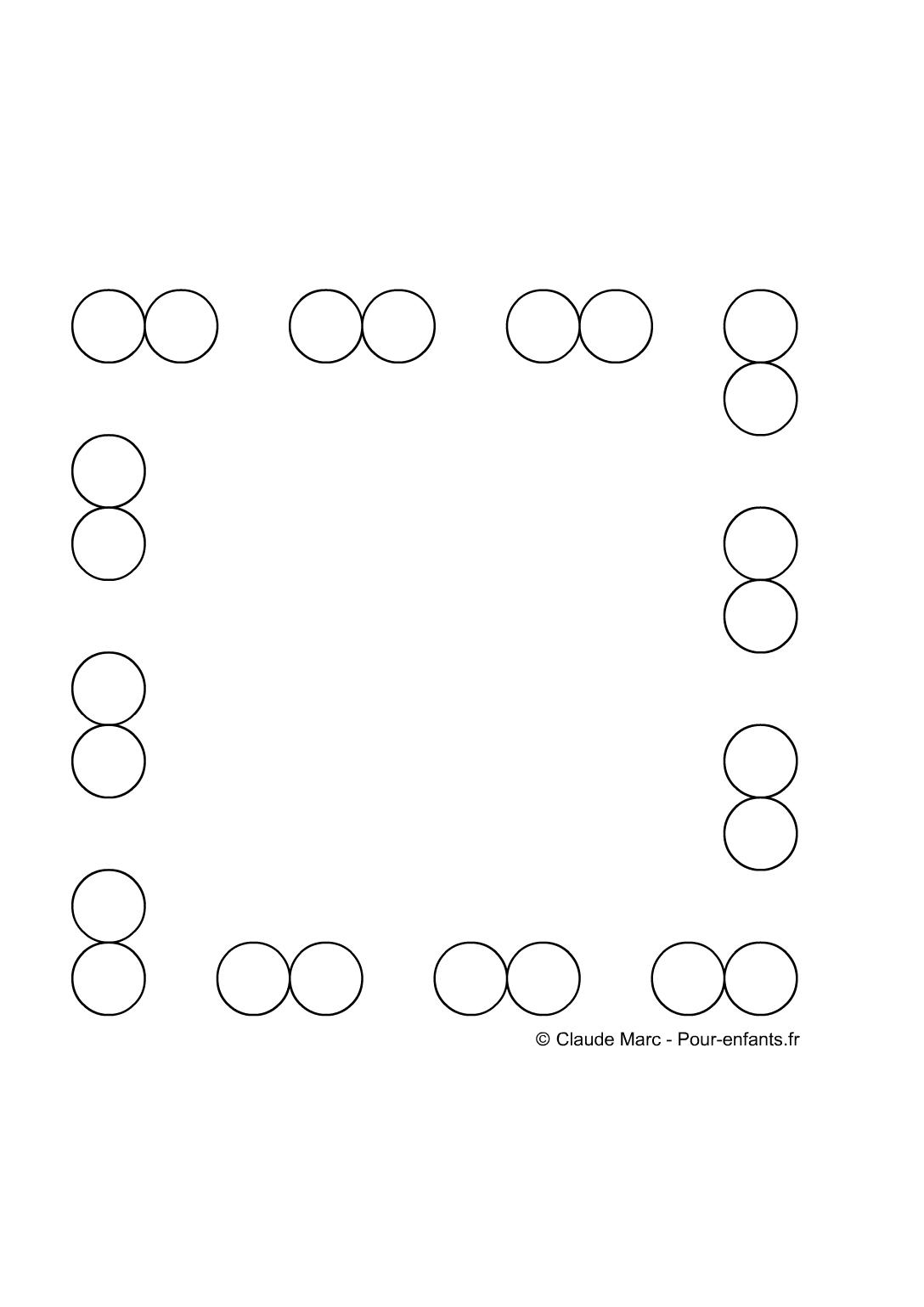 frise maternelle a imprimer gratuitement fiches enfants cadre avec frises jeux geometriques. Black Bedroom Furniture Sets. Home Design Ideas