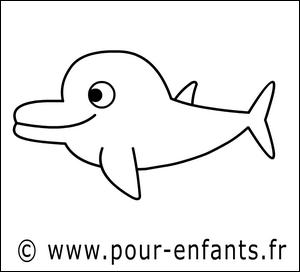 Comment dessiner un dauphin faire des dessins de dauphins - Dauphin a dessiner ...