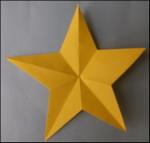 Bricolage étoile de NOEL 5 branches dessin etoiles image étoile bricolages