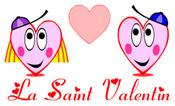 Saint Valentin jeux et activités en ligne et à imprimer
