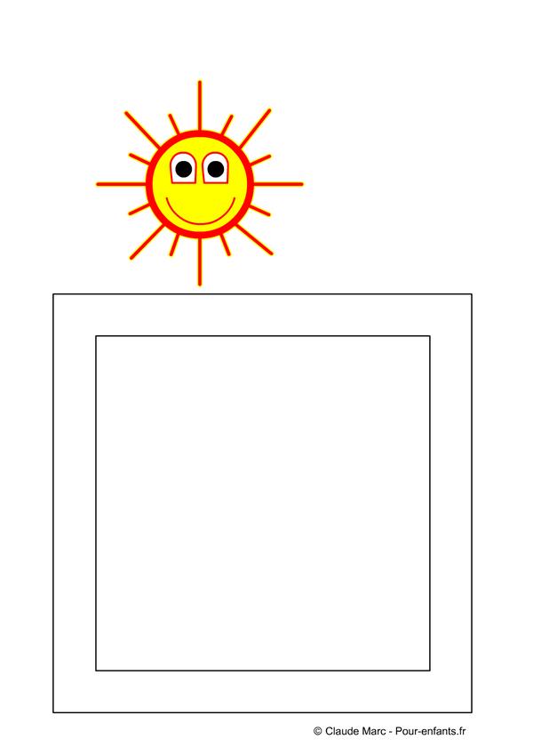 Frise maternelle jeux a imprimer fiches de frises - Dessin de soleil a imprimer ...